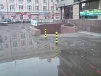 Айсберг, торгово-офисный комплекс. г. Красноярск, ул. К. Маркса, 73а